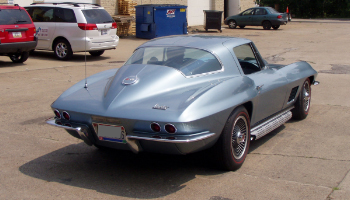 1967 CORVETTE 427 WITH TRI POWER