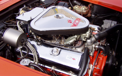 1969 CORVETTE 427 WITH TRI POWER