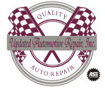 Updated Automotive Repair logo